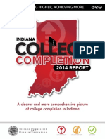 2014 Indiana Completion Report Full Report