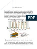Laboratory Em 8 Electrodialysis