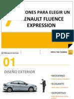 7 Razones Para Elegir Un Renault Fluence Expression