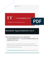 Reportaje e-Strategia Pública (newsletter) 2012