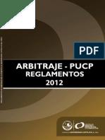 Reglamento de Arbitraje PUCP