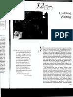 enabling writing