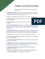 Cuestionario Guia de Powerpoint 6a-c
