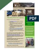 Jamestown Newsletter Feb 15 2014 Issue 6