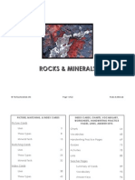 Rocks Minerals PAC Preview