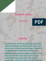 tugas presentasi di tutorial tentang Penyakit Chron