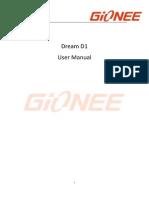 Dream D1 User Manual