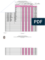 Acta de Calificaciones Ing Mecanica 2014
