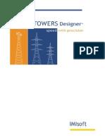ITOWERS Designer Brochure