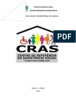 DIAGNÓSTICO SOCIO TERRITÓRIAL DO CRAS II