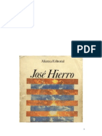 36986097 Hierro Jose Antologia Poetica