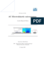 AC Electrokinetic Micropumps