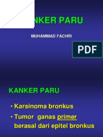 Kanker Paru Manula Tua