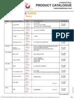 India Toner International Product Catalogue (Feb 2013-3)