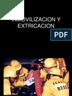 Inmovilizacion y Extricacion Ust