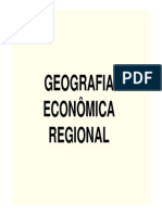 Geografia - Regiões Brasileiras 16.08