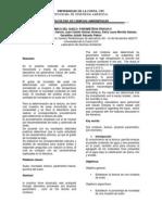 Informe #10 - Quimica Del Suelo Parametros Fisicos Ll