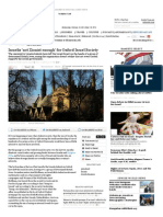 Israelis 'not Zionist enough' for Oxford Israel Society, Anshel Pfeffer & Or Kashti, 13 Feb 2014