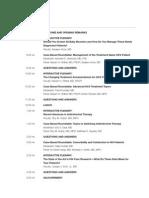 CCO 2013 Webinar Materials