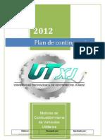 plan de contingencias motores de combustión interna