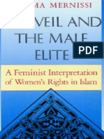 Fatima Mernissi Veil and the Male Elite a Feminist Interpretation of Womens Rights in Islam 1991
