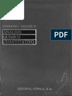 Fernando Orozco D - Analisis Quimico Cuantitativo