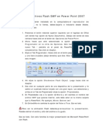 Insertar Archivos Flash SWF en Power Point 2007 - 2003