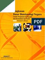 126585984 Dasar Bioteknologi Negara