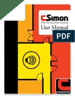 Computrols CSimon Manual