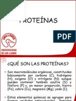 PROTEINAS bioquimica (1)