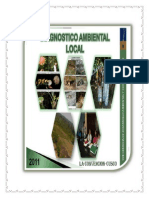 DIAGNÓSTICO AMBIENTAL  - LA CONVENCION