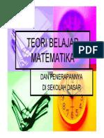 Materi Kuliah Mtk Kls Awal_0