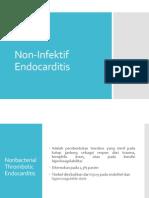 Non Infektif Endocarditis