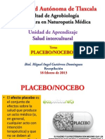 Placebo Nocebo Parte i
