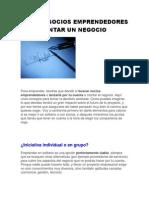 BUSCAR SOCIOS EMPRENDEDORES PARA MONTAR UN NEGOCIO.pdf