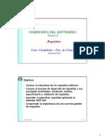 Requisitos de Sistemas Software