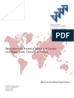 Relaciones de ALC Con Rusia, India, China y Sudafrica (1)