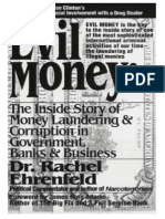 Ehrenfeld - Evil Money - The Inside Story of Money Laundering and Corruption in Government Bank and Business (1994)