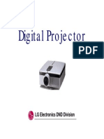 Proyector de Video Lcd Training