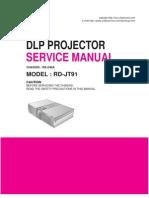 Lg Rd_jt91 Dlp Projector