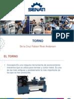 Mecanica de Produccion-Torno
