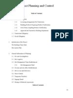 功課-Project Planning and Control