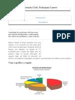 Patologia da Construção Civil_ Principais Causas _ ConstruFácil RJ