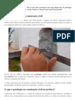 Patologia na Construção Civil, O que é e Como Tratar _ ConstruFácil RJ