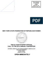 FINAL NYSFRW 2014 Call to Conference Document