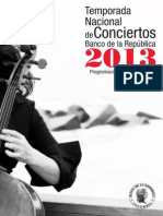 BLAA - Temporara de conciertos, Banco de la República 2013-1.pdf