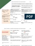 Newest Supplement on Sampling Distribution Final (3)