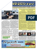 The Village Reporter - February 19th, 2014
