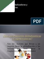 Los Enfoques Estrategicos de Competencia Internacional