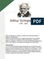 Arthur Schopenhauer - PRESENTACION